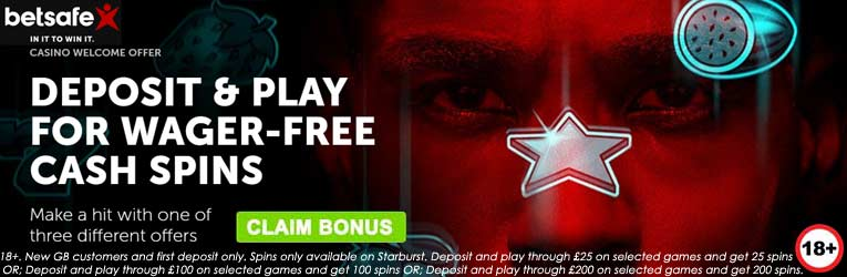 new uk casino welcome bonus