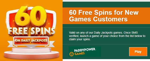 free jackpot spins