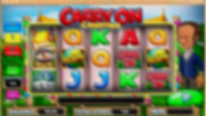 carry on camping video slot