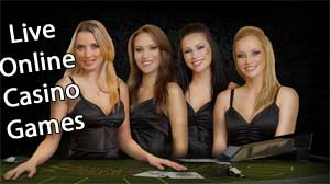 live online casino games