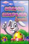 easter surprise scratchcard