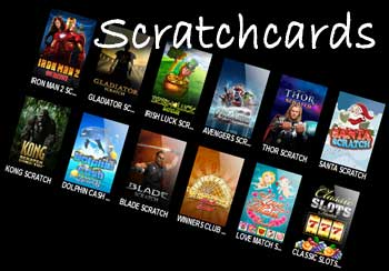 play scratchcards online